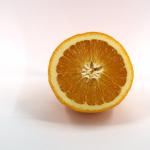 Orange (Citrus × sinensis)